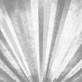 Black and white rays grunge background — Stock Photo