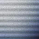Blue metallic background texture with horizontal lines — Stock Photo