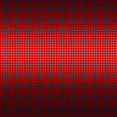 Red metal texture background with luxurious pattern — Stock Photo