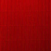 Carboard paper texture background with vertical lines pattern — Stock Photo