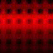 Red background with black grid pattern texture, industrial background — Stock Photo