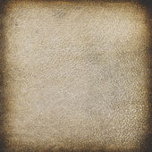 Dirty white leather texture — Stock Photo