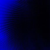 Blauwe abstracte achtergrond, kunnen gebruiken voor reclame van de moderne technologie — Stockfoto
