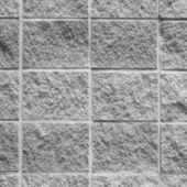 Concrete brick wall texture gray background — Stock Photo