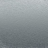 Silver background metal texture grainy pattern — Stock Photo
