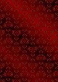 Колыхание красной Бургундии бесшовный фон со старинными образцами — Cтоковый вектор