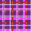 Mottled dark purple seamless background with red and light purple stripes — Διανυσματικό Αρχείο