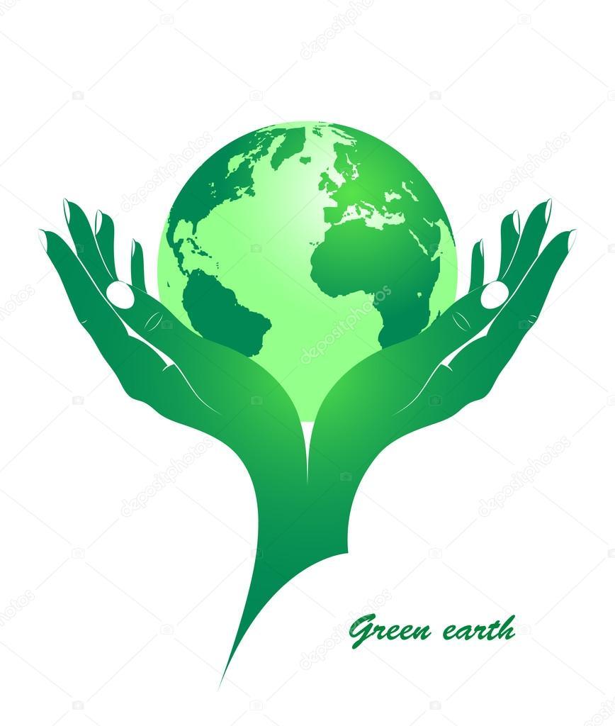 Эмблема экологии своими руками 72
