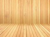 Bambusové podlahy pozadí. — Stock fotografie