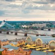 Stock Photo: Riga, Latvia, cityscape from LatviAcademy