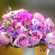 Beautiful bridal bouquet — Stock Photo #21865377