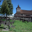 Ancient wooden church — Stock Photo #12687898