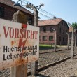 Concentration camp — Stock Photo