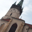 St. Nicholas church - Stock Photo
