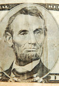 Abraham lincoln — Foto de Stock