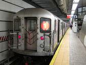 Subway station — Stock Photo