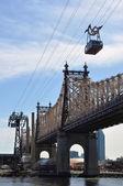 Queensborough Bridge — Stock Photo