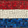 Holland flag - Stock Photo
