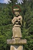 Religious statue — Стоковое фото