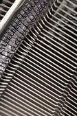 Typewriter detail — Stock Photo