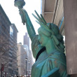 Stock Photo: Statue of Liberty replica
