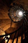 ツイスト階段 — ストック写真
