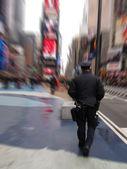 Policeman — Stock Photo