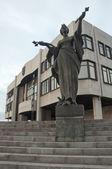 Slovak Parliament Building — Stock Photo