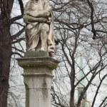 парк замка Братиславы — Стоковое фото #17830617