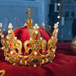 Stock Photo: King crown