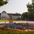 Stock Photo: Presidential Palace