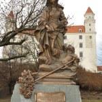 Bratislava landmarks — Stock Photo
