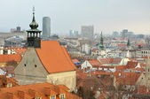 Bratislava cityscape — Stok fotoğraf