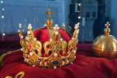 King crown — Stock Photo