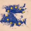 European Union concept — Stock Photo