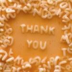 Thank you — Stock Photo #9397316