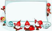 Christmas banner — Stock Vector