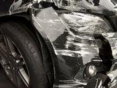 Collision damage — Stock Photo
