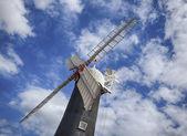 Windmühle — Stockfoto