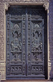 Ornate doorway — Stock Photo