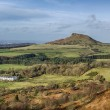 Stock Photo: Roseberry Topping
