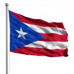Flag of Puerto Rico  — Stock Photo #29779161