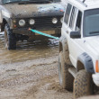 Постер, плакат: Off Road Vehicle Breakdown