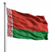 Bandeira da bielorrússia — Foto Stock