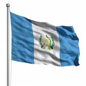 Bandera de guatemala — Foto de Stock
