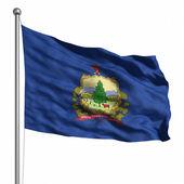 Vermont cumhuriyeti bayrağı — Stok fotoğraf