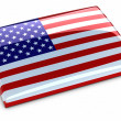 American Flag — Stock Photo #30116113