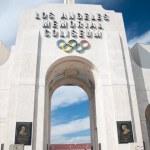 Los Angeles Olympic Coliseum — Stock Photo #12511051