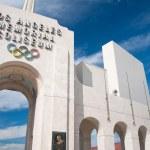 Los Angeles Olympic Coliseum — Stock Photo #12511057