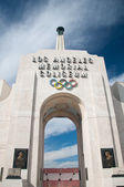 Los Angeles Olympic Coliseum — Stock Photo